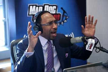 Stephen A. Smith Responds To LeBron James' Comments