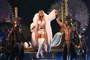 Nicki Minaj, Lil Wayne & Trina Fuel New Music Rumors With New Picture