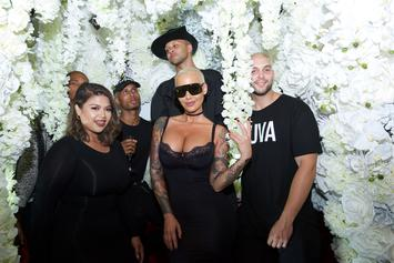 """Amber Rose Backpedals On Her """"Beauty"""" In Philly Comments"""