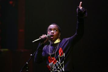 """Lauryn Hill Stopped Making Albums Because She Was """"Uninspired,"""" Says Pras"""
