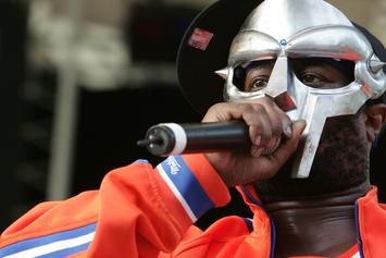 MF DOOM Dropping 15 New Songs Via Adult Swim