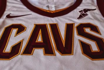 "Cleveland Cavaliers Unveil ""Association"" And ""Icon"" Nike Uniforms"