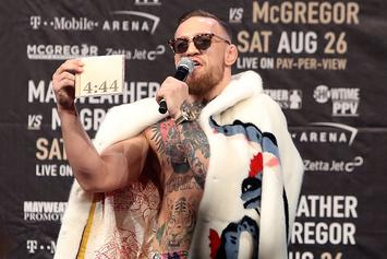 Conor McGregor Imposter Causes A Scene In New York City