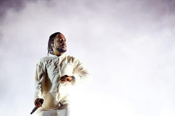 Kendrick Lamar's 'DAMN.' Goes No. 1 Again