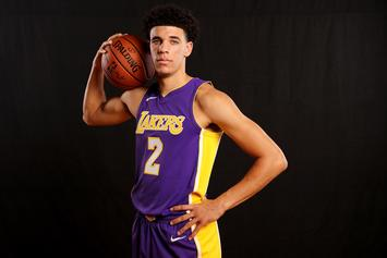 Lonzo Ball Responds To Jay Z Buying Big Baller Brand Sneakers