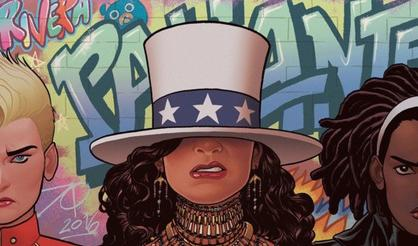 """Marvel Uses Beyonce's """"Formation"""" Video As Inspiration For Latest Comic Cover"""