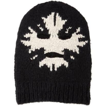 The Elder Statesman Cashmere Ski Mask- $695
