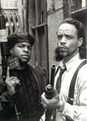 Ice-T and Ice Cube