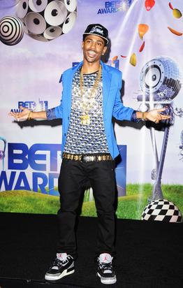 Big Sean BET Awards 2011