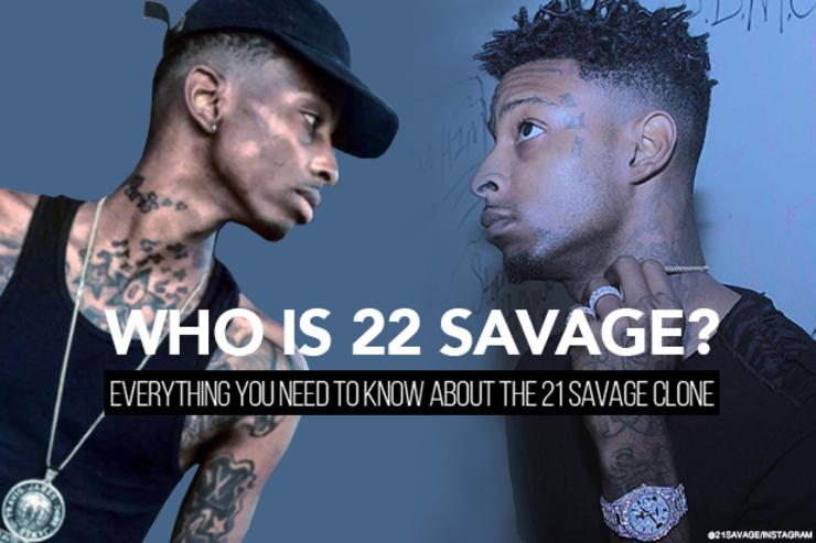 21 savage cousin raps and fuck ghetto black pussy same time 5