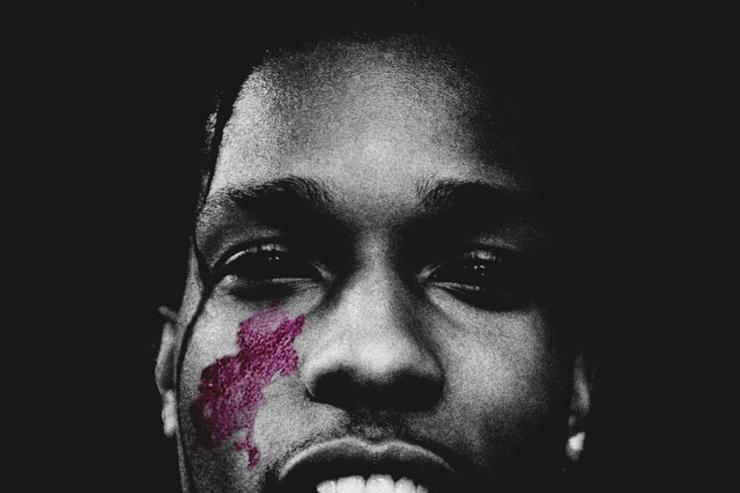 A$AP Rocky At Long Last A$AP alternate cover art