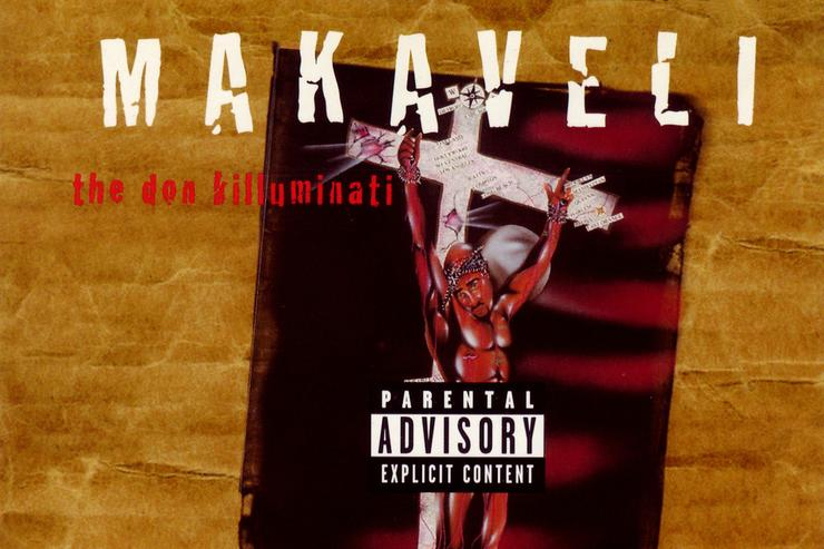"2Pac ""Don Killuminati"" art"