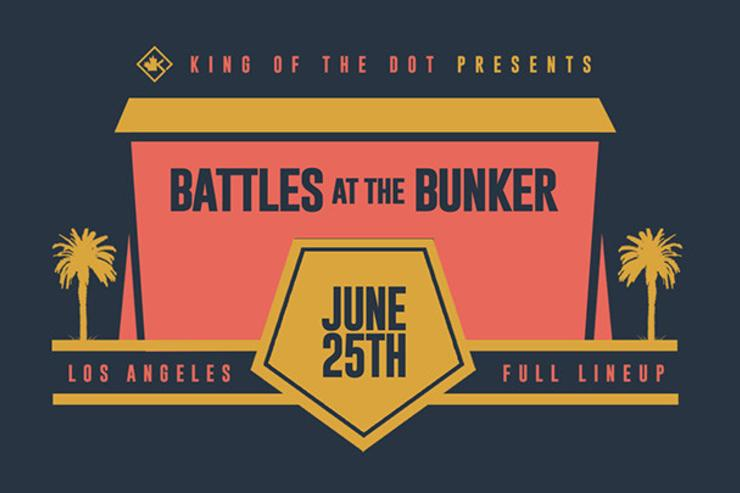 KOTD Announces Battles at the Bunker Card