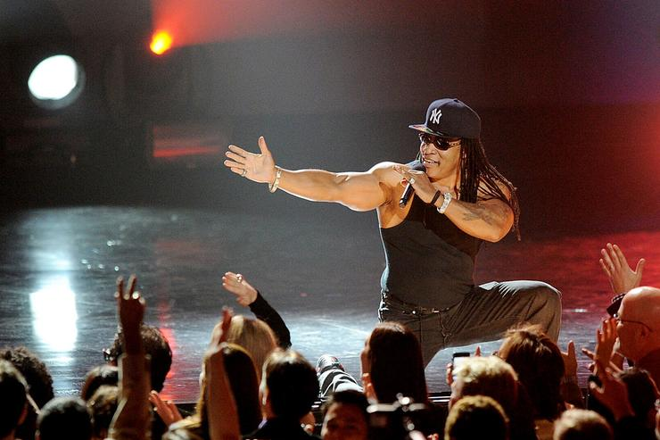 Melle Mel performs at the GRAMMY Nominations Concert Live at the Nokia Theater on November 30, 2011 in Los Angeles, California.