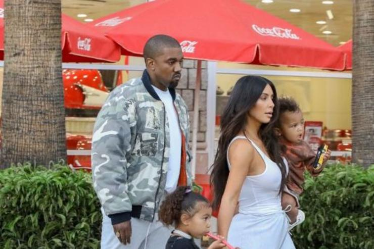 The west family leaves Ruby's diner in Calabasas