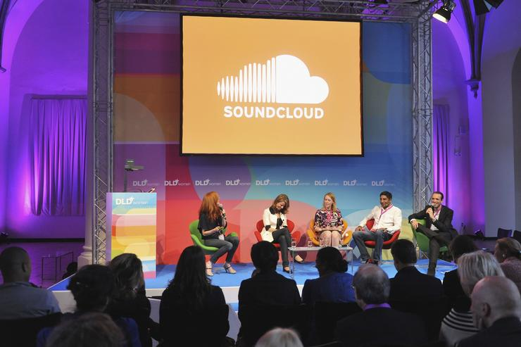 Berlin-based SoundCloud lays off nearly  half its staff