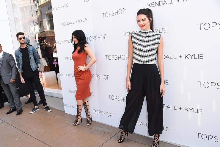 Kendall And Kylie Jenner Respond To Tupac T-Shirt Lawsuit