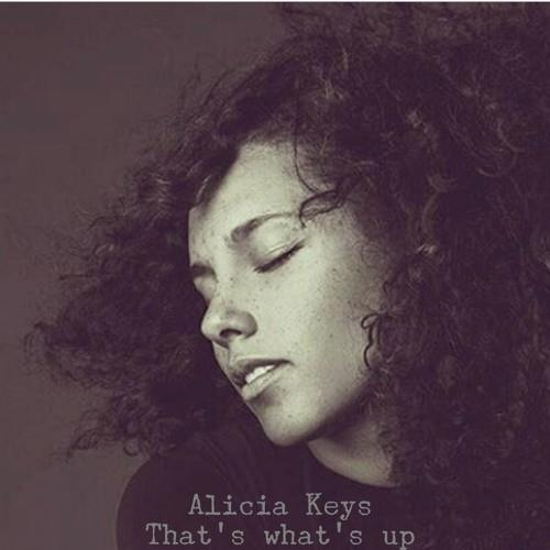 Alicia Keys That's What's Up MP3 Download