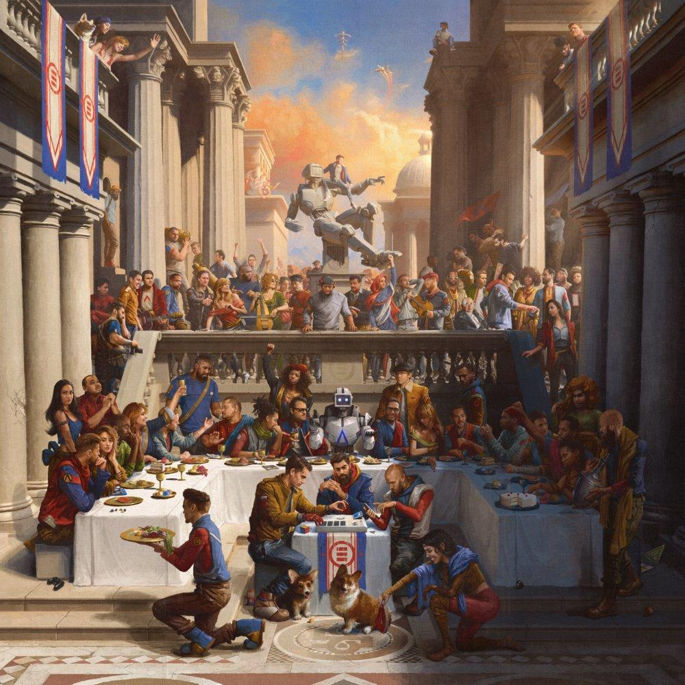 Logic Everybody Album (Zip Download)
