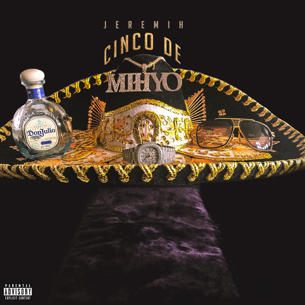 Jeremih Cinco De MihYo Mixtape (Zip Download)