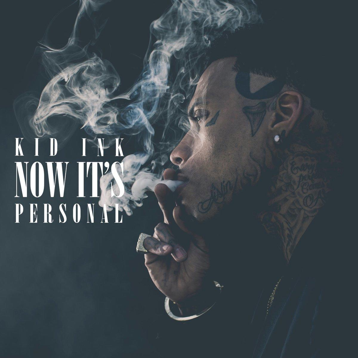 Kid Ink Now It's Personal MP3 Download