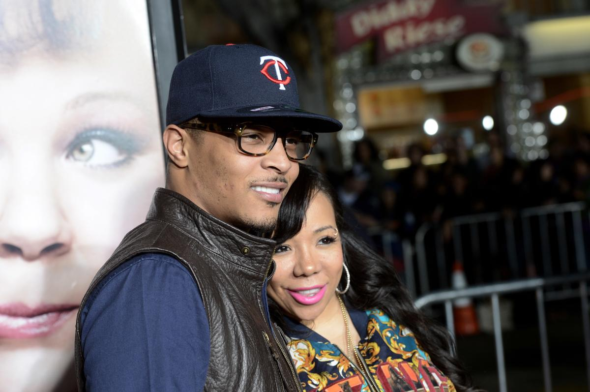 T.I. & Tiny's Daughter Arrested For Carrying Gun Through Airport