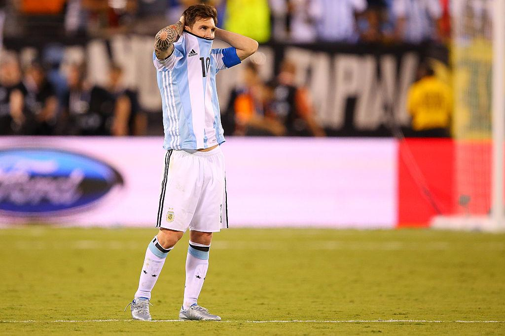 Lionel Messi Announces Retirement From International Play Following Loss To Chile