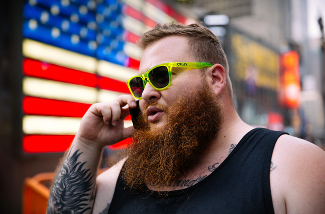 Action Bronson earned a  million dollar salary - leaving the net worth at 2 million in 2018